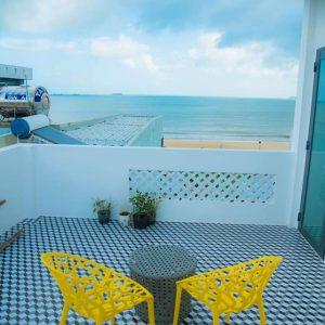 biển hostel