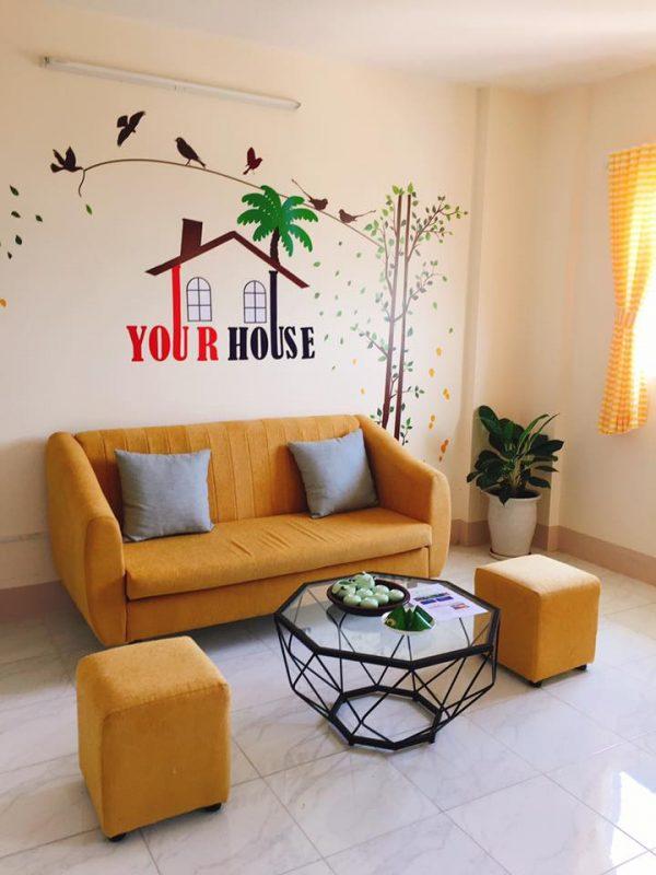 homestay quy nhon gan bien - your house