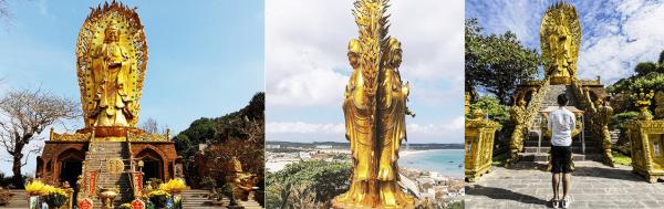 tượng phật đôi cao nhất việt nam
