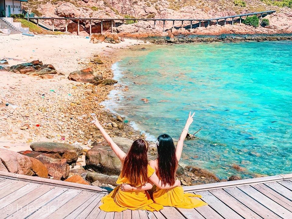 TOUR HÒN KHÔ NỬA NGÀY   Tour Quy Nhơn – Lặn san hô